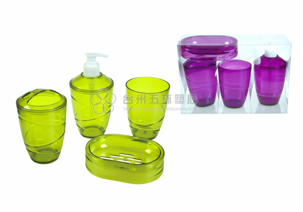 toothbrush holder cup soap dish hand sanitizer bottles
