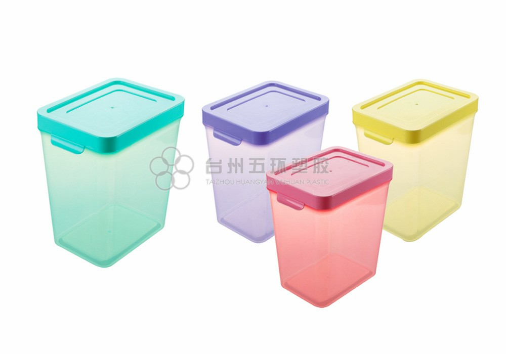 Plastic small storage box