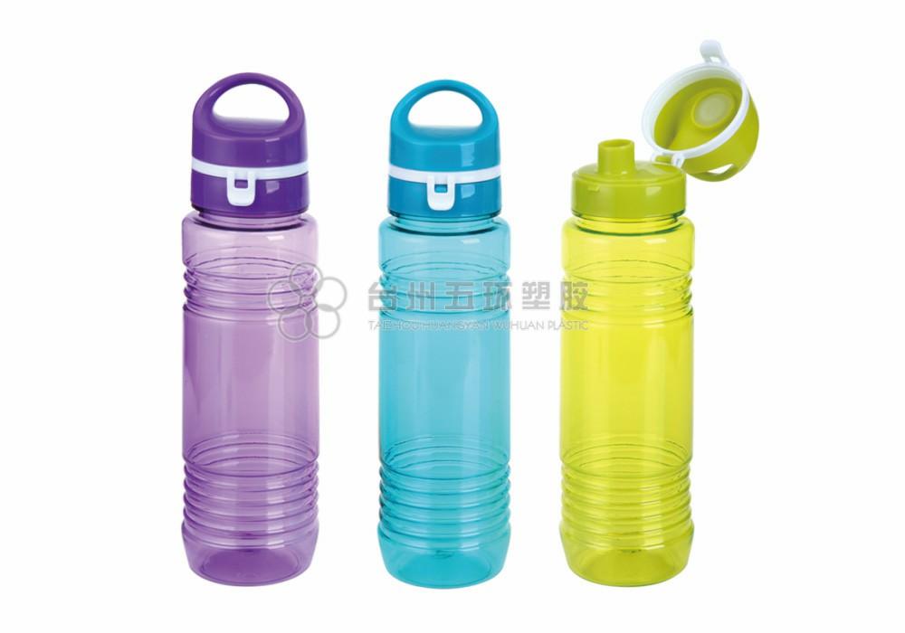 Reusable Leakproof Sports Plastic Water Bottle