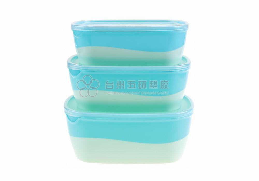 3pcs container set