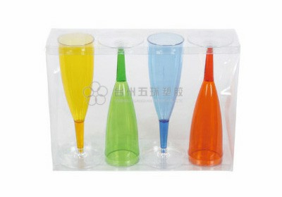 Plastic Champagne Flutes Disposable