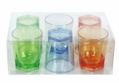 6pcs glass set series