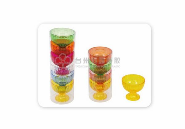 Ice cream tumbler set series