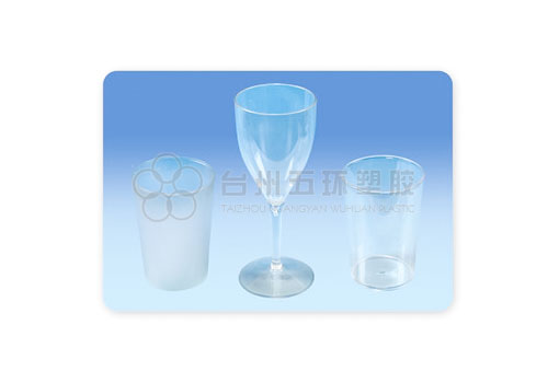 PP cup Wine glass