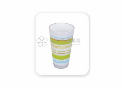 Two-tone tumbler with printing