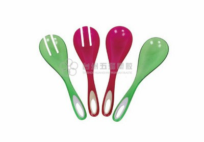 Salad fork and spoon for children