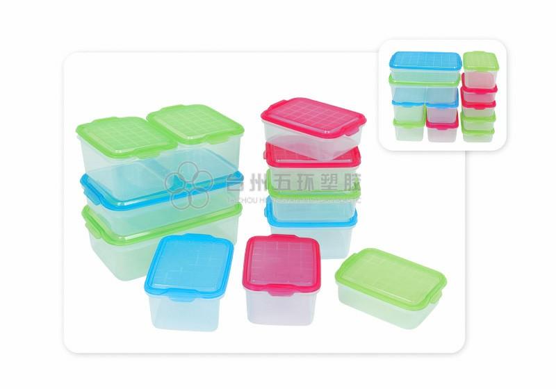22pcs container set