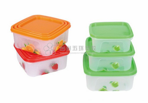 There are many classification methods for various plastic products