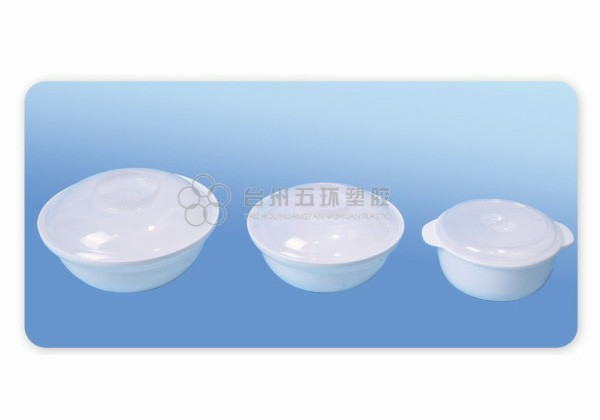 Microwave bowl set