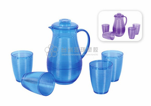 High Quantity Water Pitcher Set