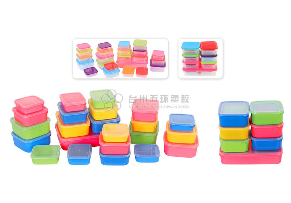 46pc container set
