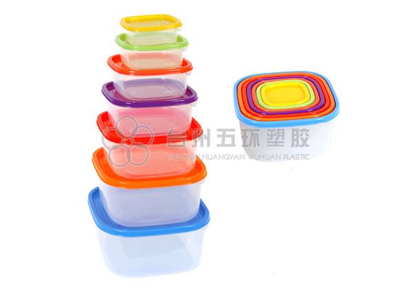 7pc container set