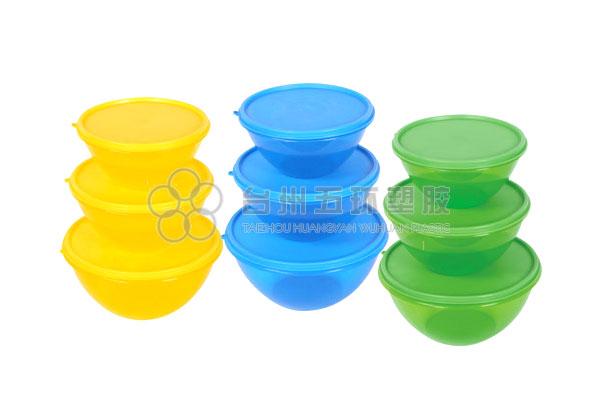 Round bowl set